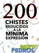 Libro de 200 Chistes Reducidos A La Mínima Expresión