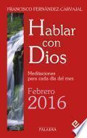 Libro de Hablar Con Dios   Febrero 2016