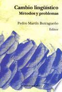 Libro de El Cambio Lingüístico