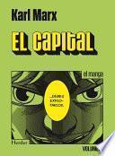 Libro de El Capital. Volumen I