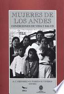 Libro de Mujeres De Los Andes