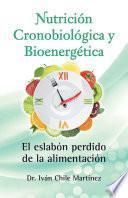 Libro de Nutrición Cronobiológica Y Bioenergética