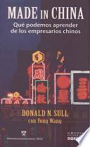 Libro de Made In China