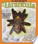 Libro de Al Descubierto La Tarantula / Uncover A Tarantula