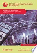 Libro de Entorno E Información De Mercados. Comm0110