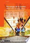 Libro de Psicología De La Ciudad