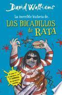 Libro de La Increíble Historia De… Los Bocadillos De Rata