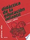 Libro de Didáctica De La Educación Infantil