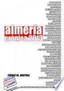 Libro de Almeria. Cronica 2013