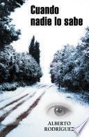 Libro de Cuando Nadie Lo Sabe