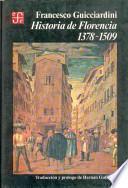 Libro de Historia De Florencia, 1378 1509