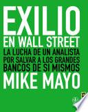 Libro de Exilio En Wall Street