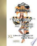 Libro de Práctica Dibujo   Xl Libro De Ejercicios 22: Samba Brasil