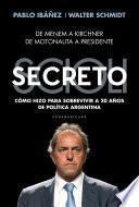 Libro de Scioli Secreto