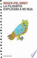 Libro de La Filosofía Explicada A Mi Hija