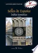 Libro de Sellos De España. Indice Temático