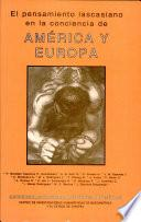 Libro de El Pensamiento Lascasiano En La Conciencia De América Y Europa