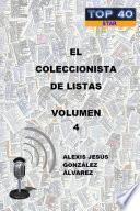 Libro de El Coleccionista De Listas   Volumen 4