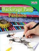 Libro de Todo Acceso: Una Casa De Modas (backstage Pass: Fashion)