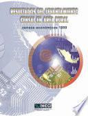 Libro de Resultados Del Levantamiento Censal En Área Rural. Censos Económicos 1999.