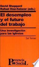 Libro de El Desempleo Y El Futuro Del Trabajo