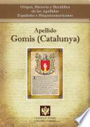 Libro de Apellido Gomis (catalunya)