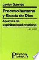 Libro de Proceso Humano Y Gracia De Dios