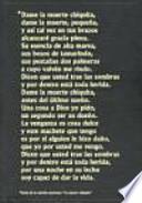 Libro de Las Muertes Chiquitas