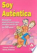 Libro de Soy Autentica