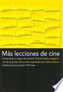 Libro de Más Lecciones De Cine