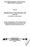Libro de La Salud En Mexico. Testimonios 1988. Tomo Ii