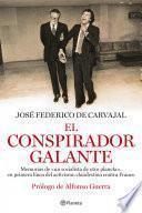 Libro de El Conspirador Galante