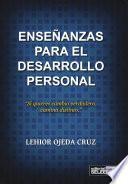 Libro de Enseñanzas Para El Desarrollo Personal