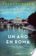 Libro de Un Año En Roma