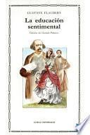 Libro de La Educación Sentimental