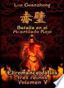 Libro de El Romance De Los Tres Reinos V