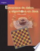 Libro de Estructuras De Datos Y Algoritmos Con Java