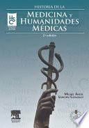 Libro de Historia De La Medicina Y Humanidades Médicas + Studentconsult En Español
