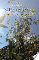 Libro de 50 Poemas Ilustres Y Una Reflexión Implícita
