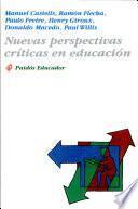 Libro de Nuevas Perspectivas Críticas En Educación