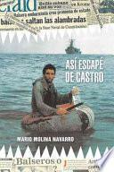 Libro de Asi Escape De Castro