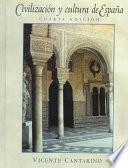 Libro de Civilización Y Cultura De España