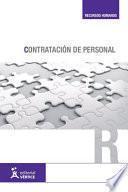 Libro de Contratación De Personal