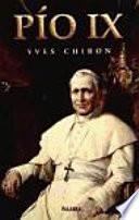 Libro de Pío Ix