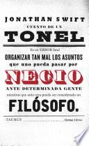 Libro de Cuento De Un Tonel (great Ideas 36)