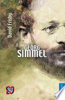 Libro de Georg Simmel
