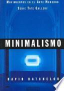 Libro de Minimalismo