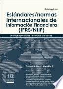 Libro de Estándares/normas Internacionales De Información Financiera (ifrs/niif)
