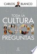 Libro de Toda La Cultura En 1001 Preguntas