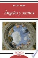 Libro de Ángeles Y Santos